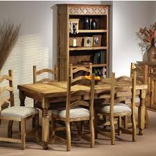 Mexican Dining Room Furniture by Segusino Mexican Dining Table Dining Tables Pine Solutions
