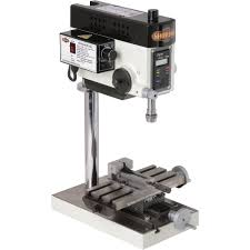 drill press milling table free shipping shop fox micro milling machine variable speed