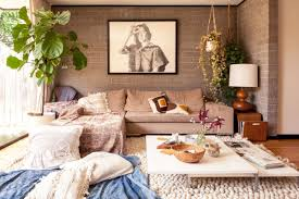 bohemian bedroom colorful vintage inspired california family