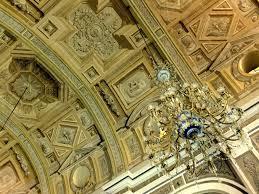 file ceiling detail of san agustin church jpg wikimedia commons