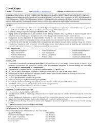 Operations Manager Resume Operations Manager Resume Template Free Resume Example And