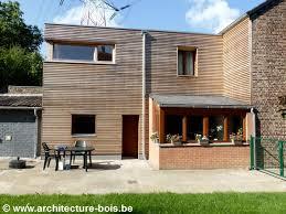 bardage bois chambre annexe en bois une chambre en plus avec façade en bardage ajouré