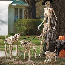 Dog Skeleton Halloween Live And Play Cincinnati Blog Archive Halloween Home Decor