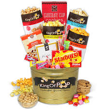 food gift basket deluxe junk food by gourmetgiftbaskets
