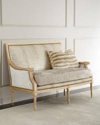 Settee Dictionary French Furniture With Elegance And Sophistication