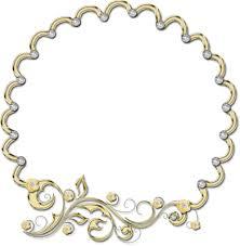 Decorative Frame Png Psd Detail Decorative Frame Gold U0026 Brilliants Official Psds