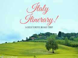 Guide To Driving In Italy by Our Italy Road Trip Itinerary Self Drive In Italy