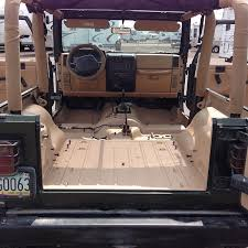 jeep rhino liner jeep color match