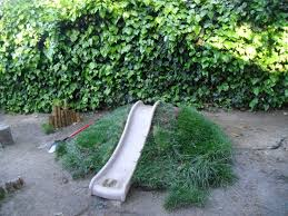 Natural Playground Ideas Backyard Caring Connection U0027s Natural Playscape Year Two Growing A Playscape