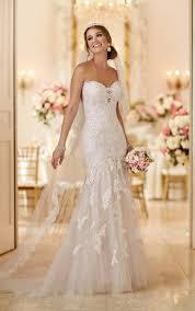 wedding dress lace lace appliques wedding dress i stella york wedding dresses