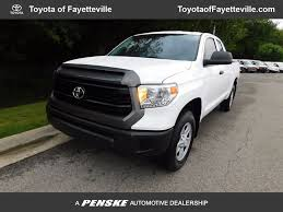 2016 used toyota tundra sr double cab 4 6l v8 6 speed automatic at