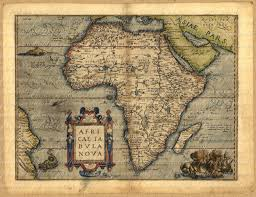 Ancient Maps Of The World by Map Of Africa From The 1500s 034 Ancient Old World Cartography