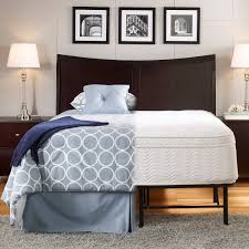 Metal Bed Frame Headboard Attachment Bedroom Wonderful Bedroom Furniture Decor With Comfortable
