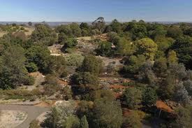Mt Annan Botanical Garden Aerial View Of The Australian Botanic Garden Mount Annan Abc