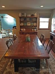 best wood for farmhouse table 324 best farm tables reclaimed barn wood images on pinterest