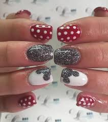 makeup hair nails by katie basingstoke nail would love if i got this done for my mani before we go to disney