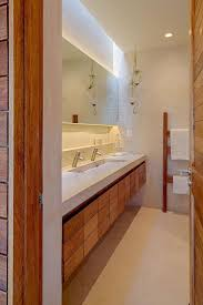 Bathroom Mirror Built In Light by Best 25 Backlit Mirror Ideas On Pinterest Backlit Bathroom