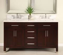 Small Double Sink Vanities 60 Inch Double Sink Bathroom Vanity Together With Intriguing