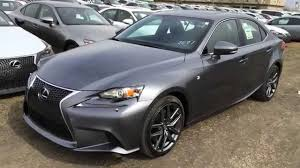 lexus nx review ttac new grey 2015 lexus is 350 4dr sdn awd f sport series 2 review