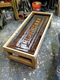 old doors made into coffee tables 23 best man cave images on pinterest good ideas wood and coffee