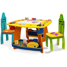 Wooden Kids Desks by Princess Themes White Painted Wooden Table And Chairs Decor With