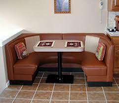 kitchen booth furniture phyllis s modern half circle booth kitchen home seating