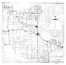 Grid Map Maps Off Base Disaster Control Grid Map The Minot Afb Ufo Case