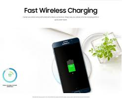 charge your phone genuine samsung wireless charging pad fast charger qi galaxy s6