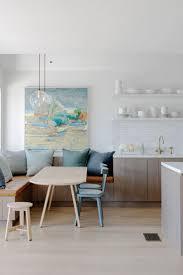 best ideas about bench kitchen tables pinterest corner modern banquette