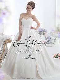 robe mariã e sur mesure robe de mariée bustier dentelle jupe princesse mariage