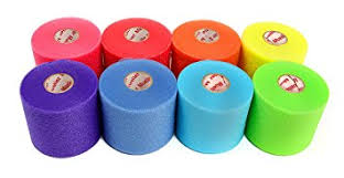 pre wrap headbands mueller rainbow pack of sports pre wrap 8 colors 30