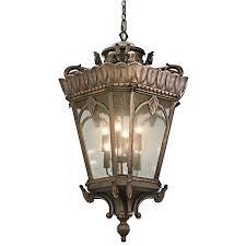 Kichler Lighting Company Outdoor Hanging Pendant 8lt Ld