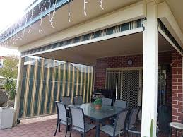 Track Guided Outdoor Blinds Shadetec Outdoor Blinds Adelaide Blinds And Awnings