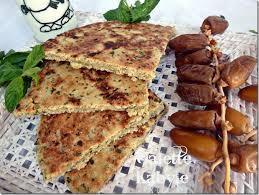 recette de cuisine kabyle galette kabyle à la menthe