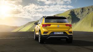 vw t roc gets ready to rock europe as a stylish little cuv