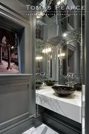 Powder Room Mirrors And Lights Best 25 Elegant Glam Powder Room Ideas Only On Pinterest Luxury