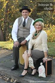 Couples Costume Bonnie And Clyde Couples Costume