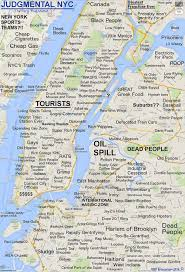 map of new york city this new york city map will offend pretty much everyone curbed ny