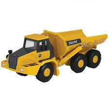 john deere articulated dump truck 1 64 scale 1 64 scale toys