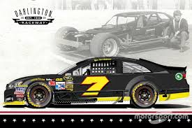 paint schemes nascar goes back in time with retro paint schemes at darlington