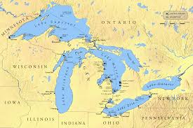 america map of rivers great lakes 1913 shipwrecks with america map rivers