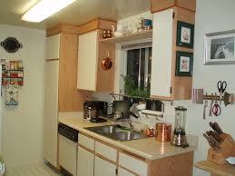 Above Window Shelf by Kitchen