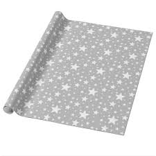 grey wrapping paper white pattern on grey wrapping paper zazzle