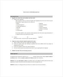 sample vendor agreement 10 vendor agreement templates free sample