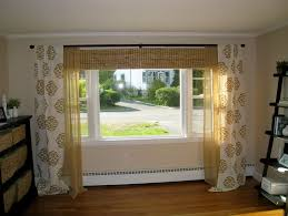 exclusive inspiration 1 curtain ideas for large windows in living