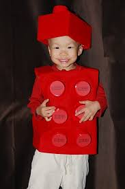 Kids Lego Halloween Costume Lego Costume Costumes Fc