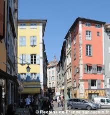 A Place Plot Place Du Plot Au Puy En Velay Sur Recoin Fr