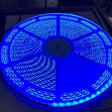 waterproof led ribbon lights 24v led strip light 5050 smd blue ip68 64ft 20m waterproof reel 24v