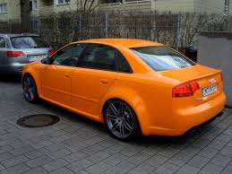 audi orange color index of audi cars orange rs4