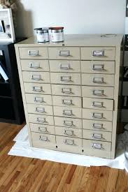Chalk Paint On Metal Filing Cabinet Painted Filing Cabinet Uk Chalk Paint Metal File Cabinet How To